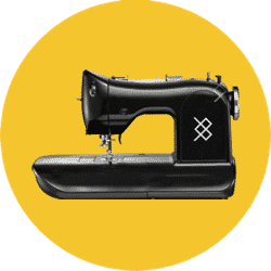 Prototype Sewing Machine Logo