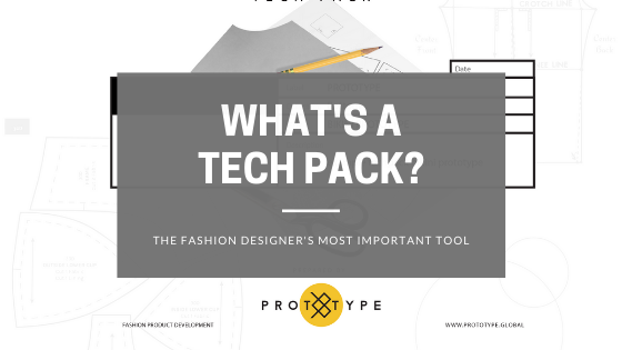 What Is A Tech Pack In Fashion All You Need To Know Prototype