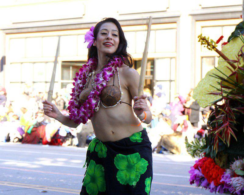 The Hawaiian Sarong