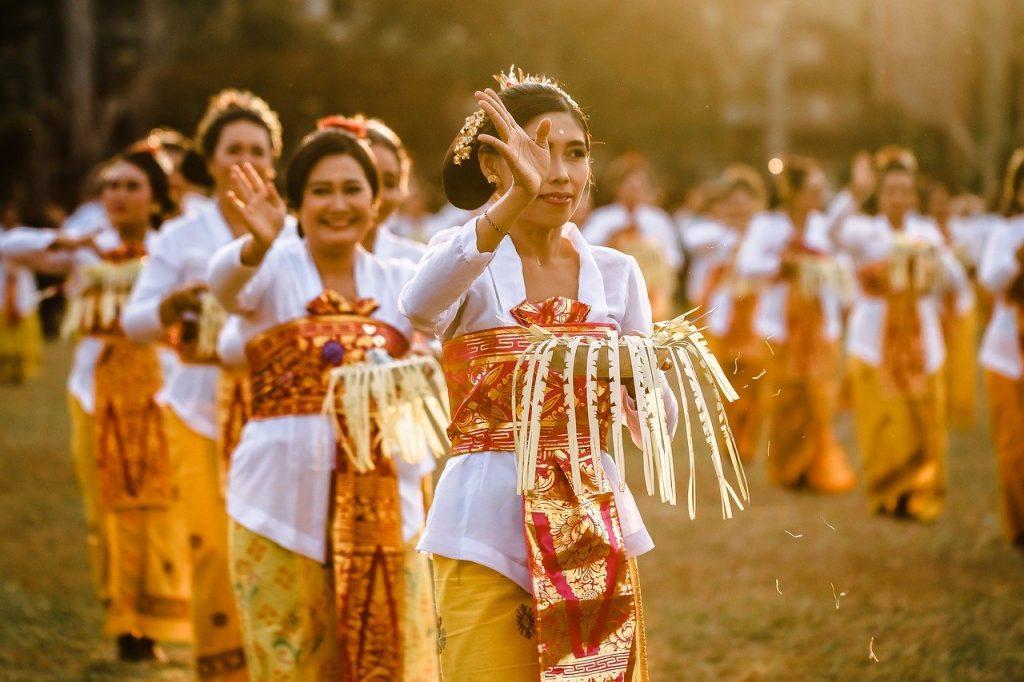 The Balinese Sarong