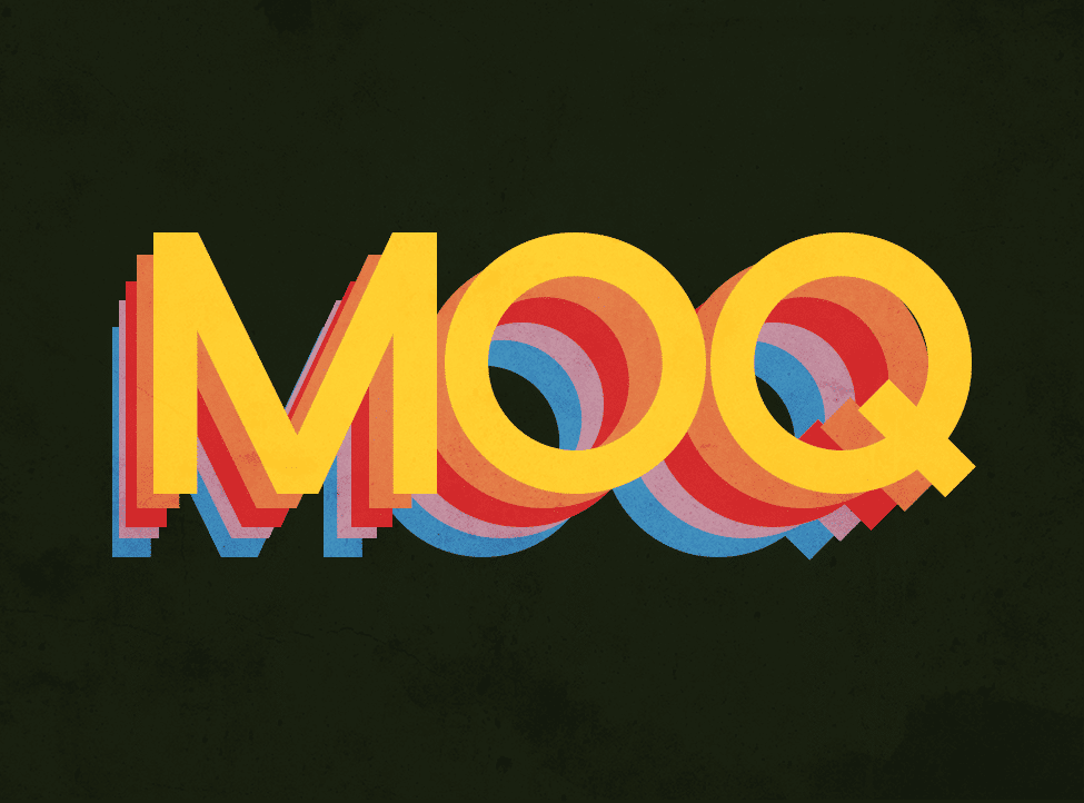 What is the definition of MOQ?