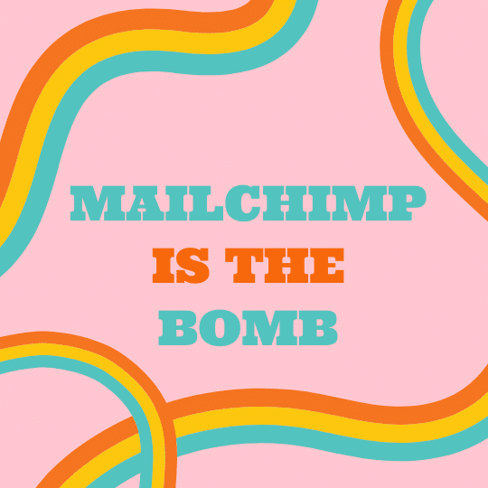 mailchimp ilustrations images written mailchimp is the bomb